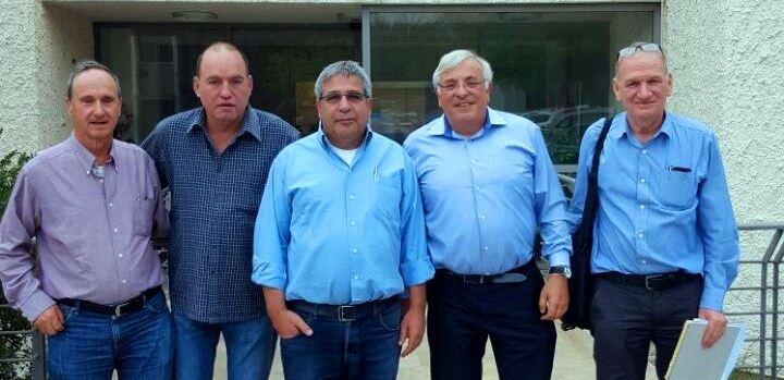 בזמן שהפגנתם – בכירי משרד החקלאות נועדו עם ראשי החברה לפיתוח הגליל