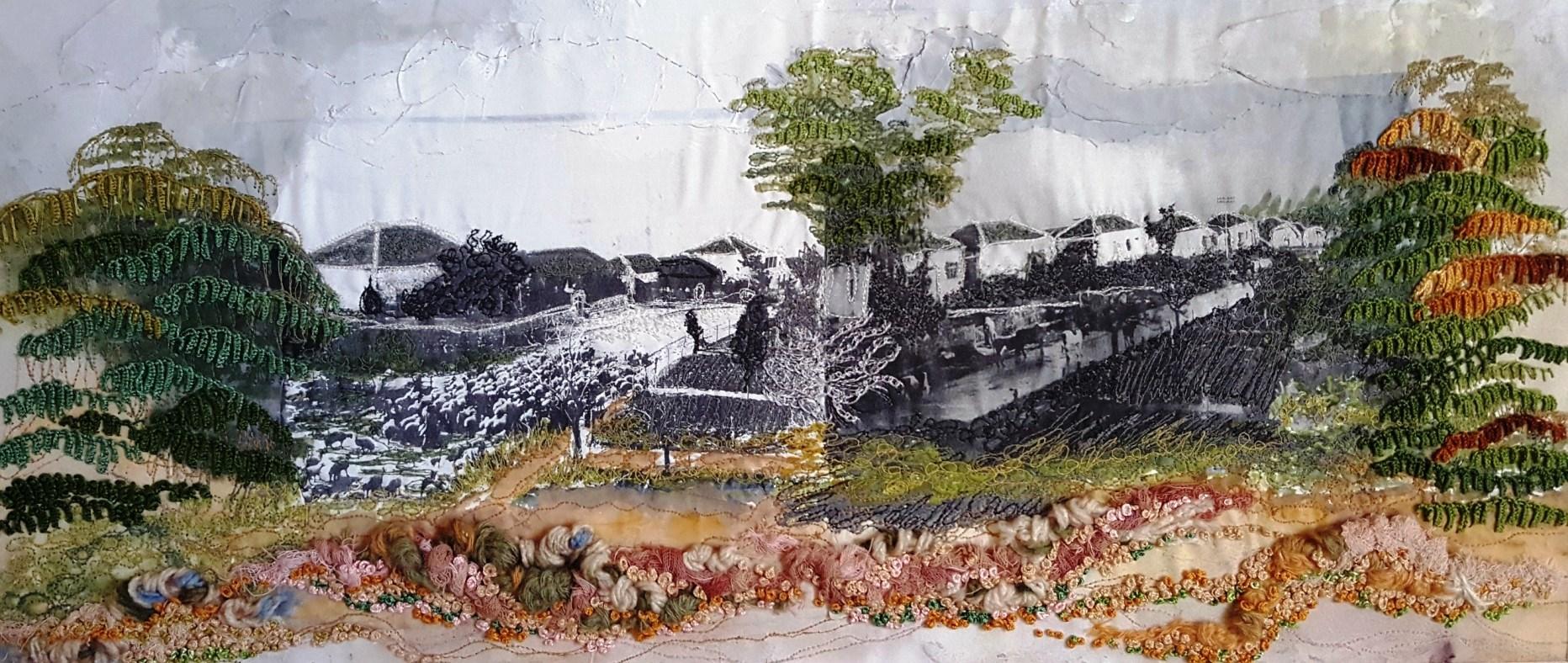 """לציון 120 שנה למטולה – תערוכת אומנות חדשה """"רוקמת היסטוריה"""""""