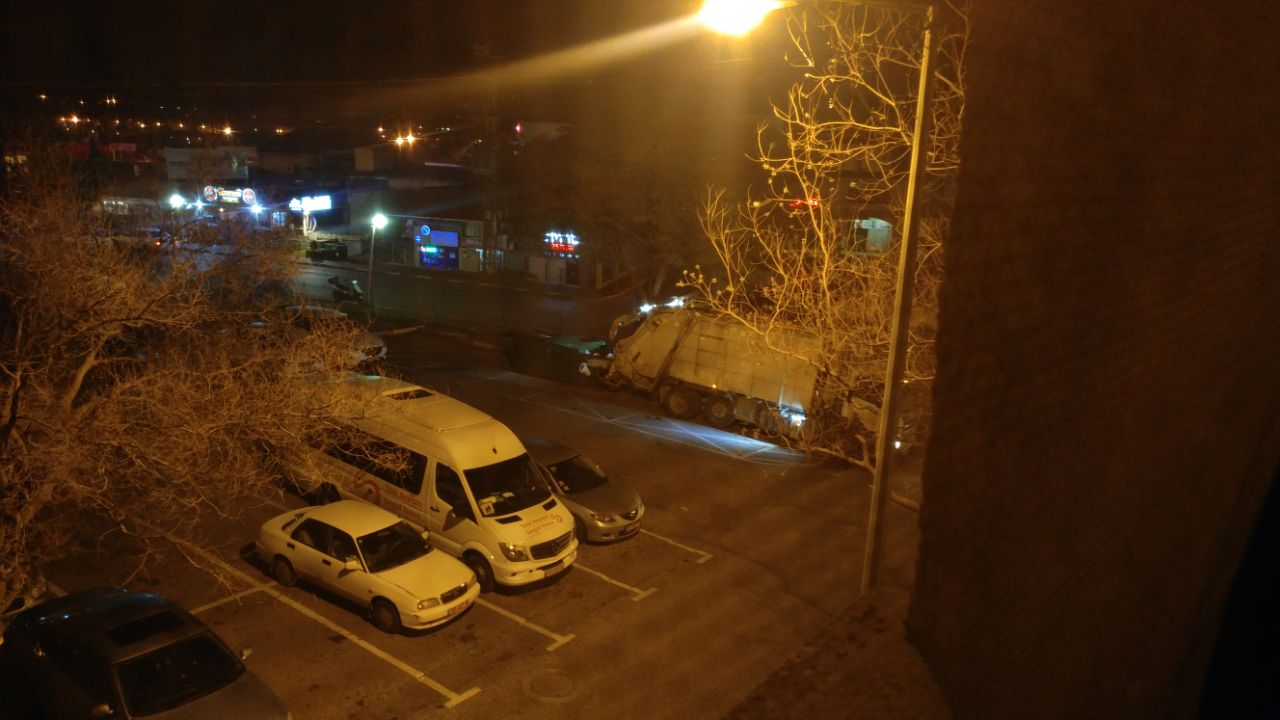 בקרית שמונה מתעוררים ב-4 לפנות בוקר מרעש פינוי הפחים