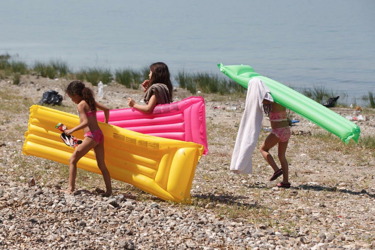 החל ממחר לא יינתנו שירותי הצלה בחופי הכנרת!- אזור סטרילי בחוף לבנון.