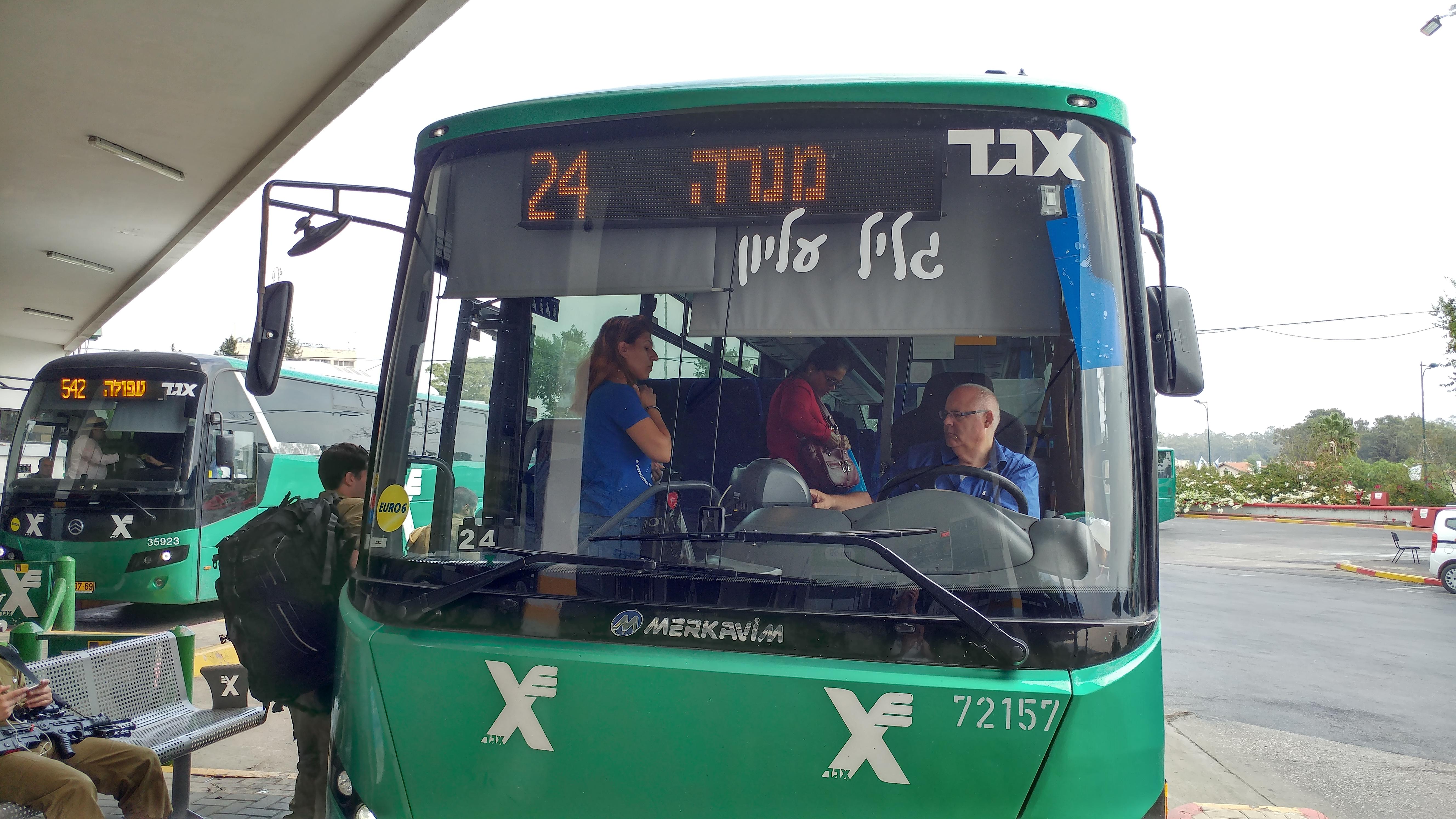 קווי אוטובוס חדשים בגליל העליון
