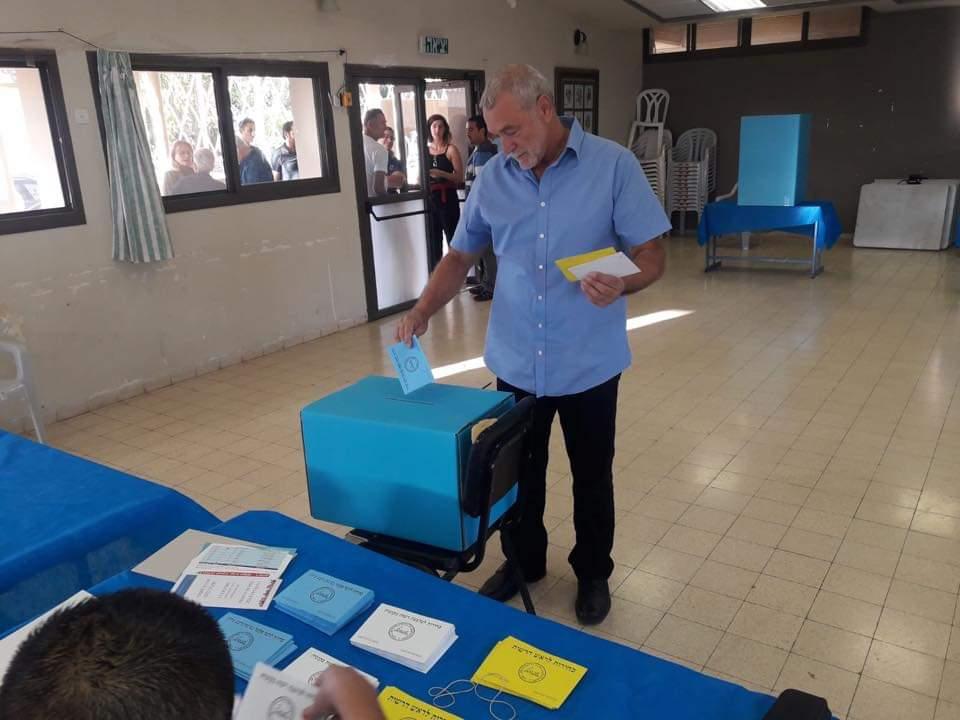 מועצה אזורית מבואות חרמון: ראש המועצה בני בן מובחר ימשיך לחמש שנים נוספות