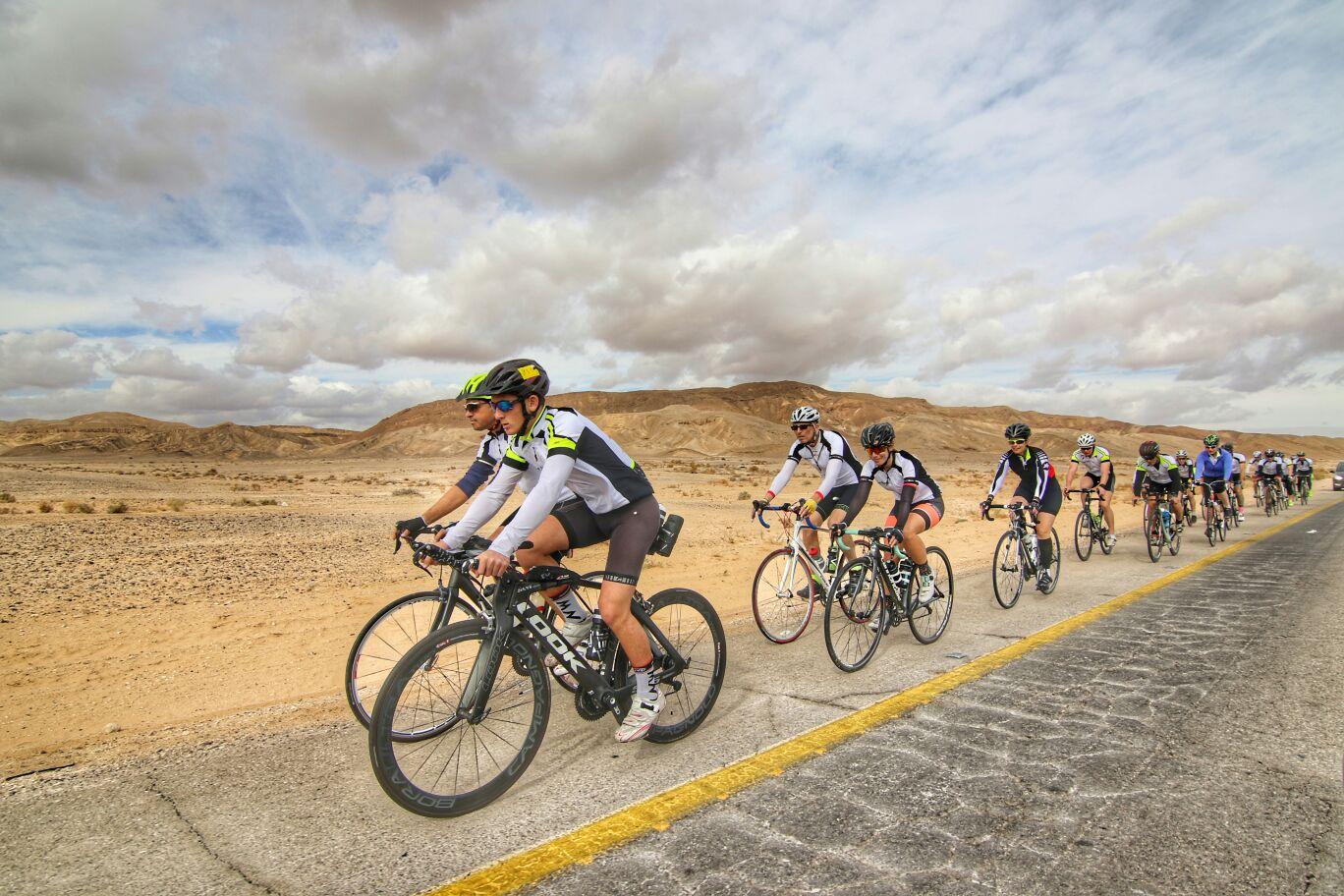 מסע האופניים האתגרי של הסוכרתיים