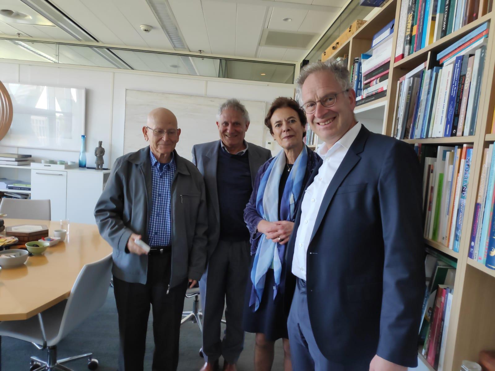 פודטק: ללמוד מההולנדים