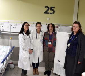 מניעת זיהומים והדבקות בנגיף הקורונה בבתי החולים