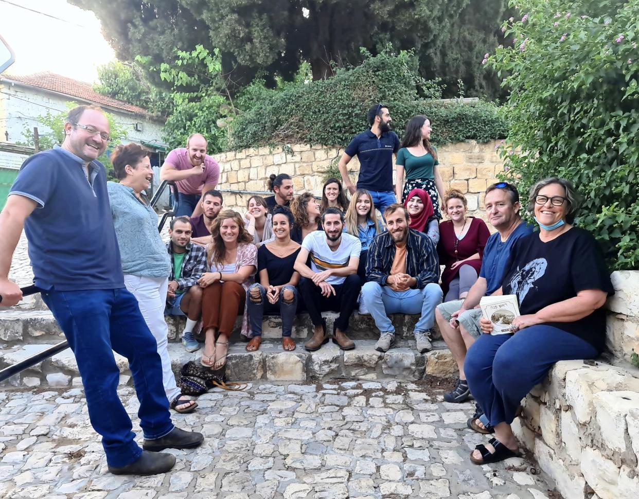 קרן רוטשילד ועמותת התיירות ארץ הגליל למען התיירות בגליל העליון