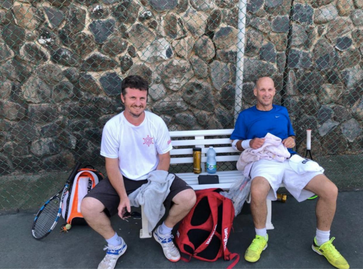 אליפות קריית  שמונה הפתוחה בטניס