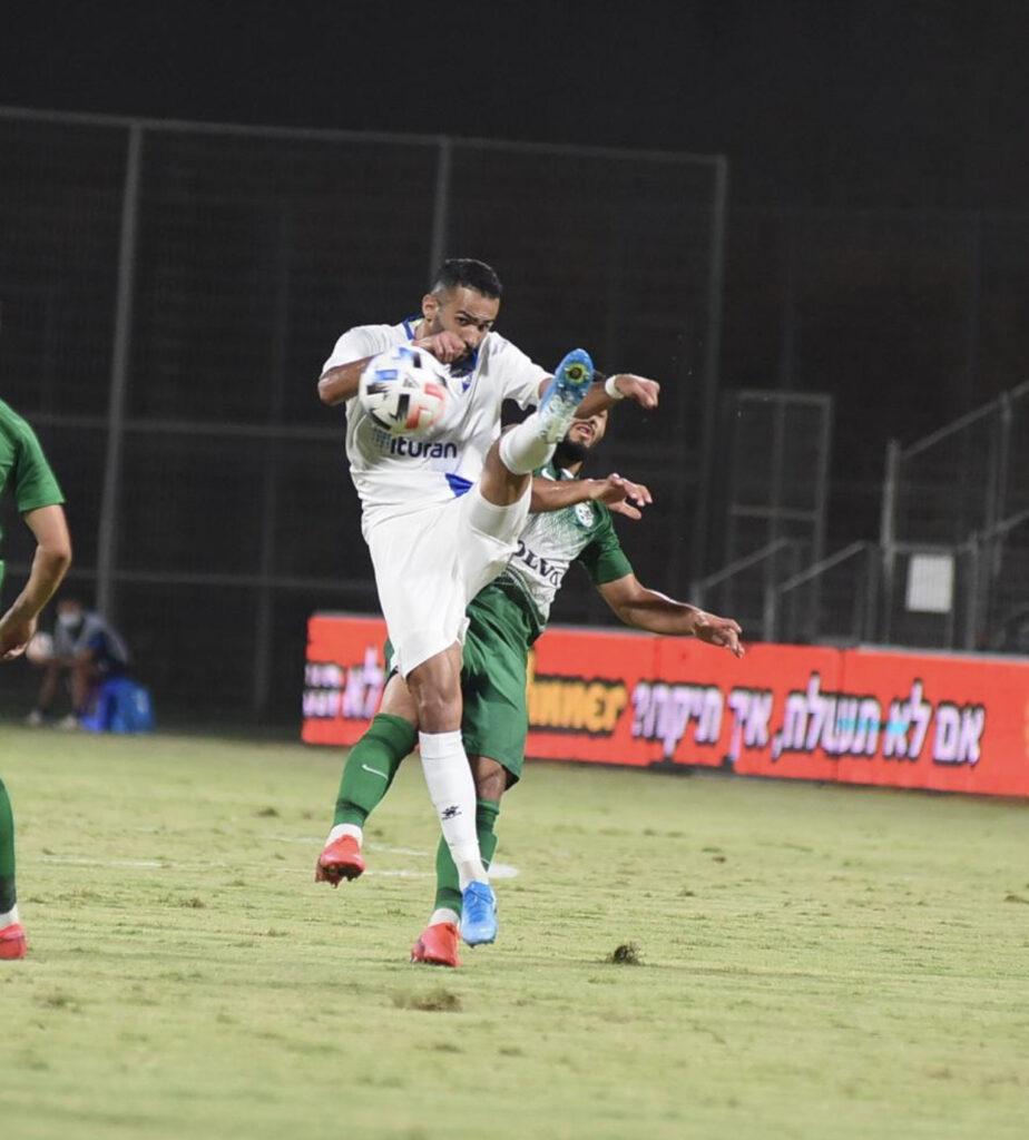 עירוני קרית שמונה נוצחה בביתה במשחק ראשון של גביע הטוטו 1:0