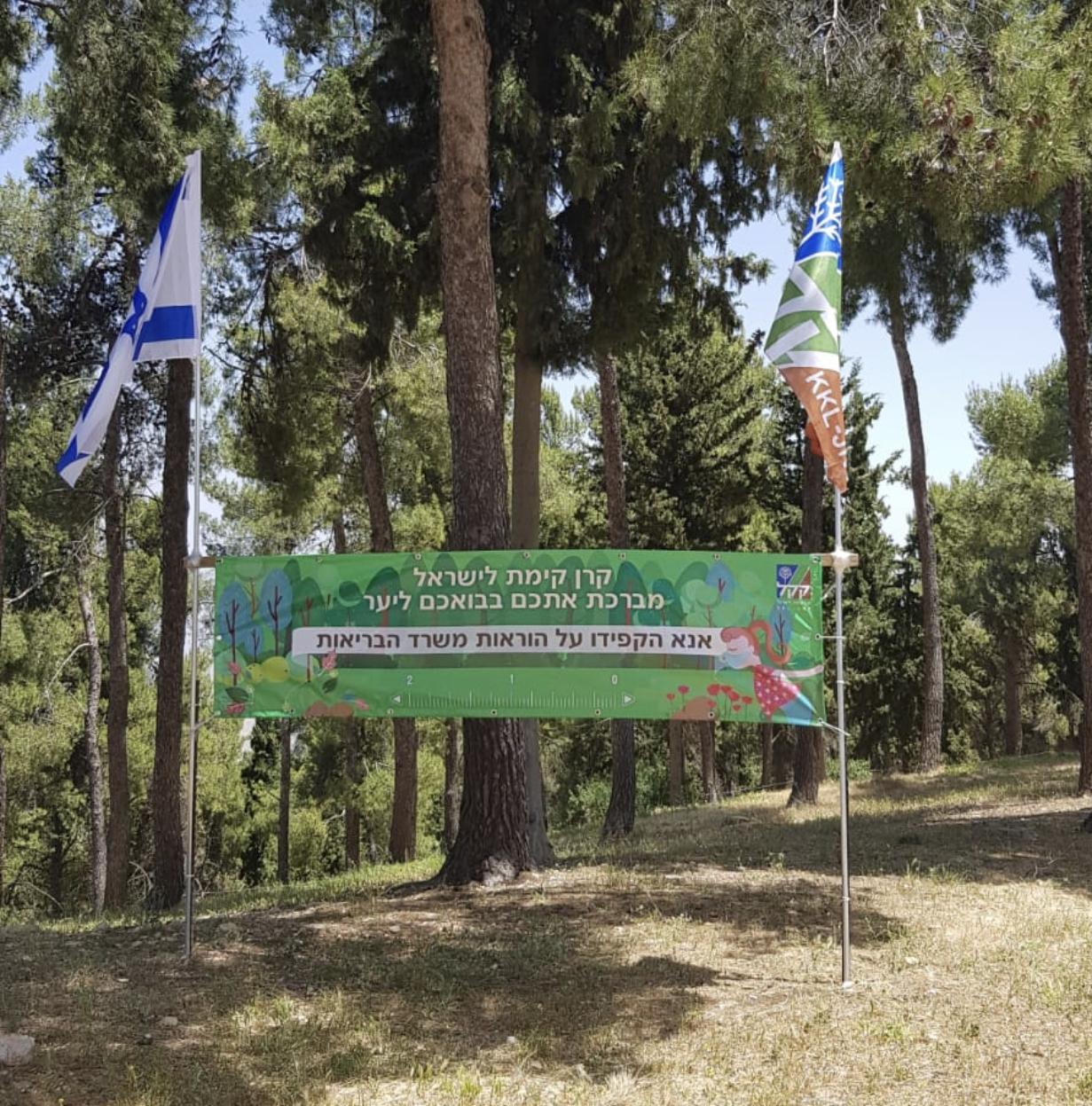 """חוגגים את קיץ: סיורים ללא תשלום ביערות קק""""ל בצפון"""