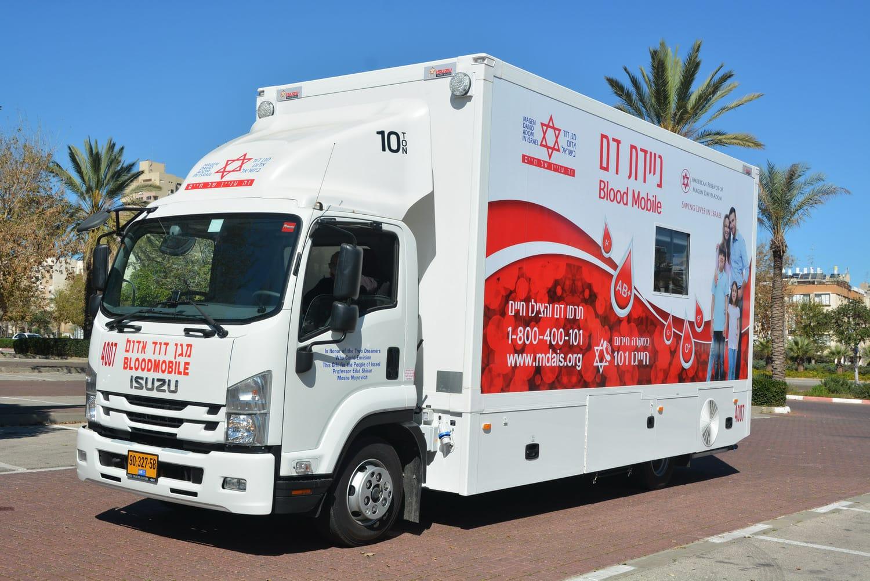 """בעקבות מחסור חמור בדם שירותי הדם של מד""""א קוראים לציבור לתרום דם בדחיפות בצפת, מגאר, קריית שמונה וטבריה"""