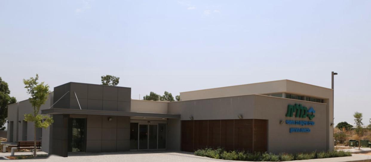 בהובלת ראש מועצה אזורית מבואות החרמון בני בן מובחר נפתח מרכז שיקום במתחם מועצה אזורית מבואות החרמון