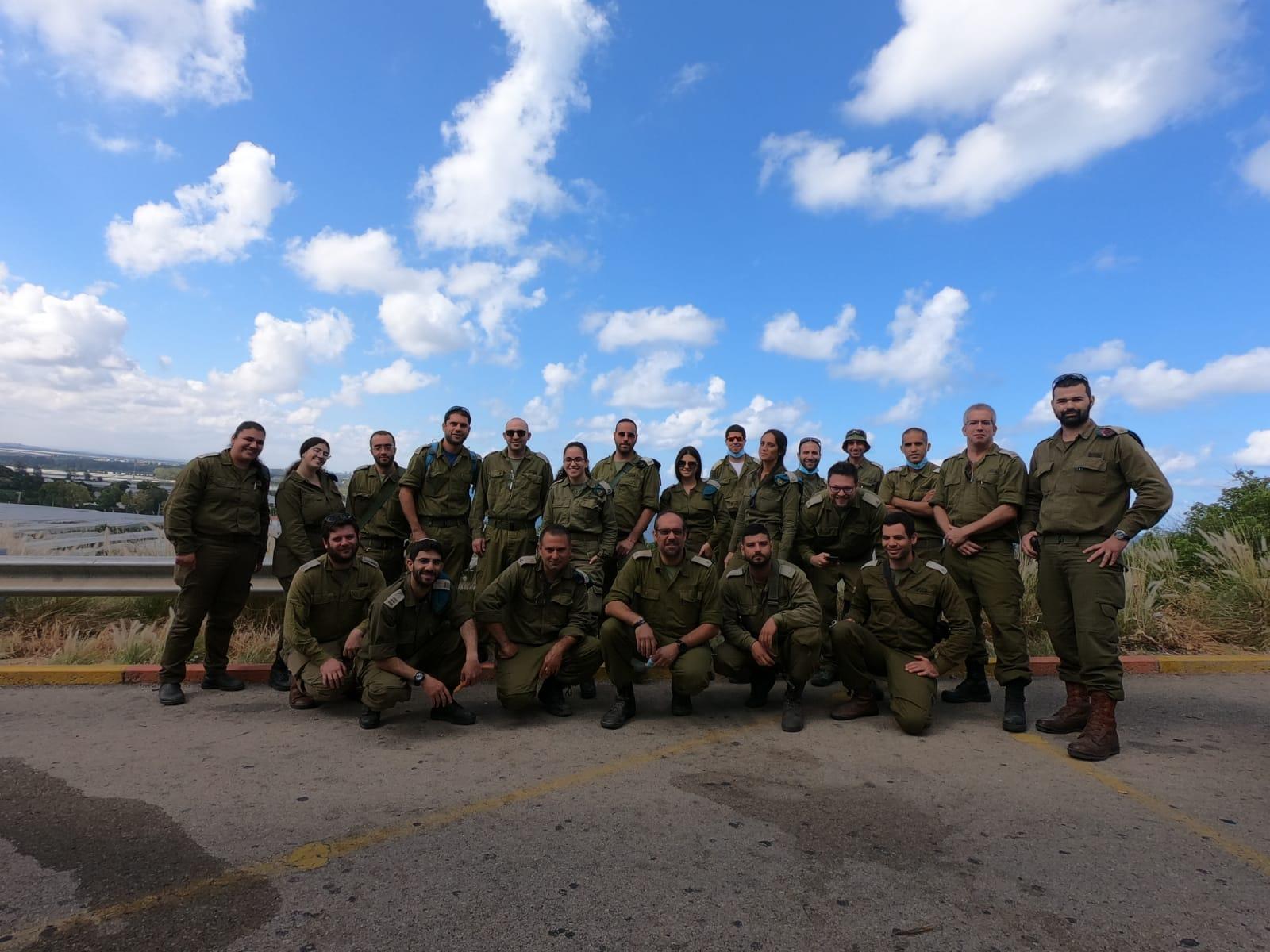 גדוד התקשוב של עוצבת המפץ, גדוד המילואים 7049 קיבל את אות הצטיינות הנשיא