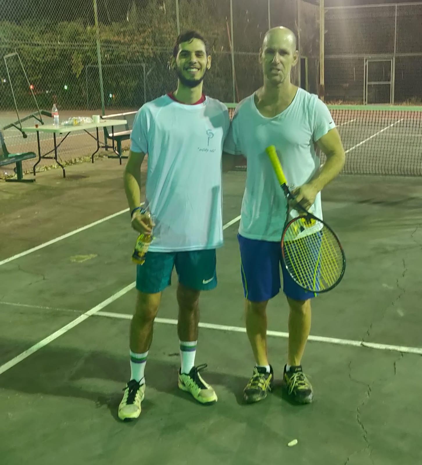 אליפות קיבוץ דן בטניס 'ווימבלדן 2020'