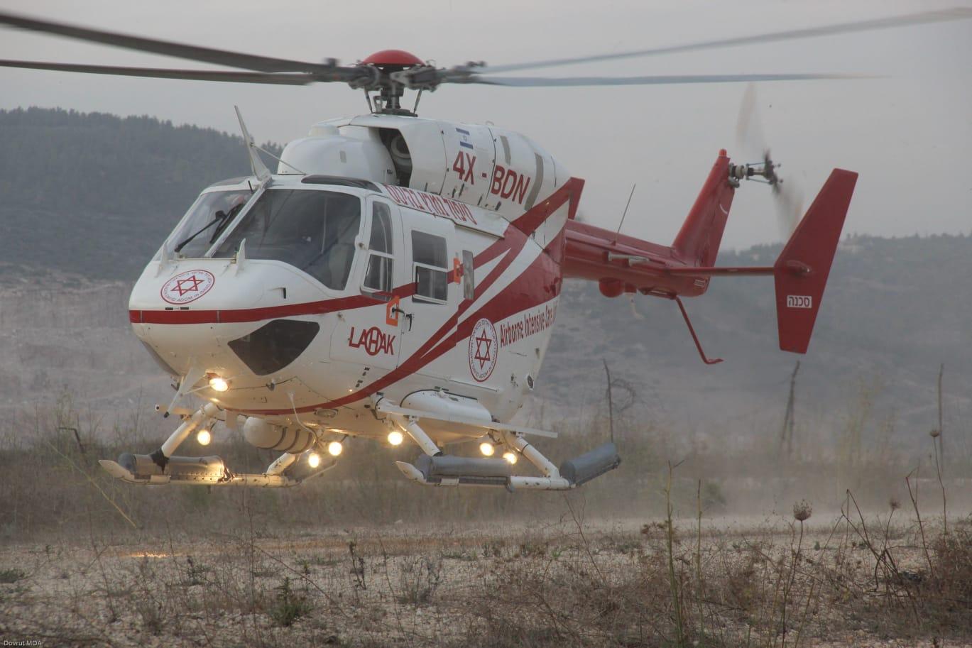 תאונת דרכים עם פצועים בכביש 91 ממשמר הירדן לכיוון מחניים