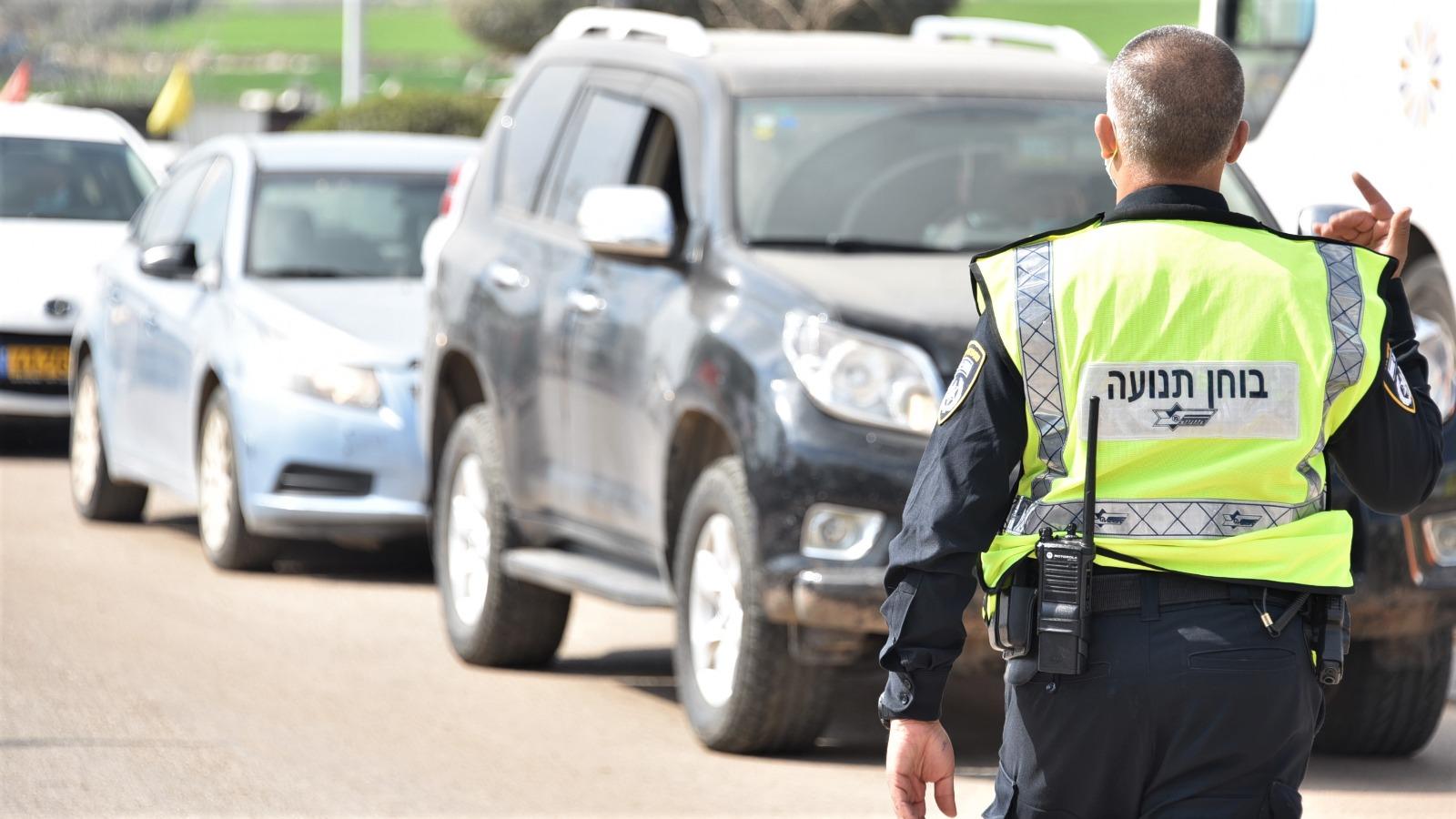 תושבת קריית שמונה בת 25 נעצרה לבדיקת רכב והתברר שלא הוציאה רישיון מעולם, הנהגת עוכבה לחקירה ורכבה הושבת