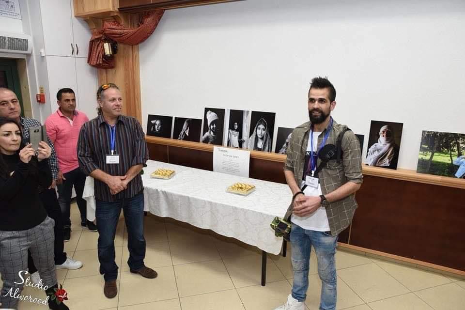 תערוכת צילומים של הצלם ויאם אבראהים ממג׳דל שמס