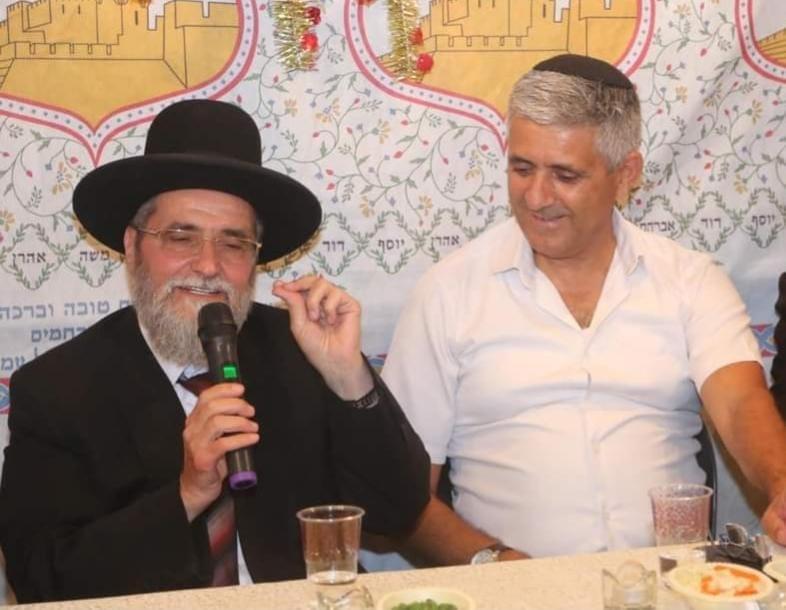 """חצור הגלילית: עצרת לזכרו של הרב הראשי מרדכי דעי זצ""""ל לרגל 30 לפטירתו"""