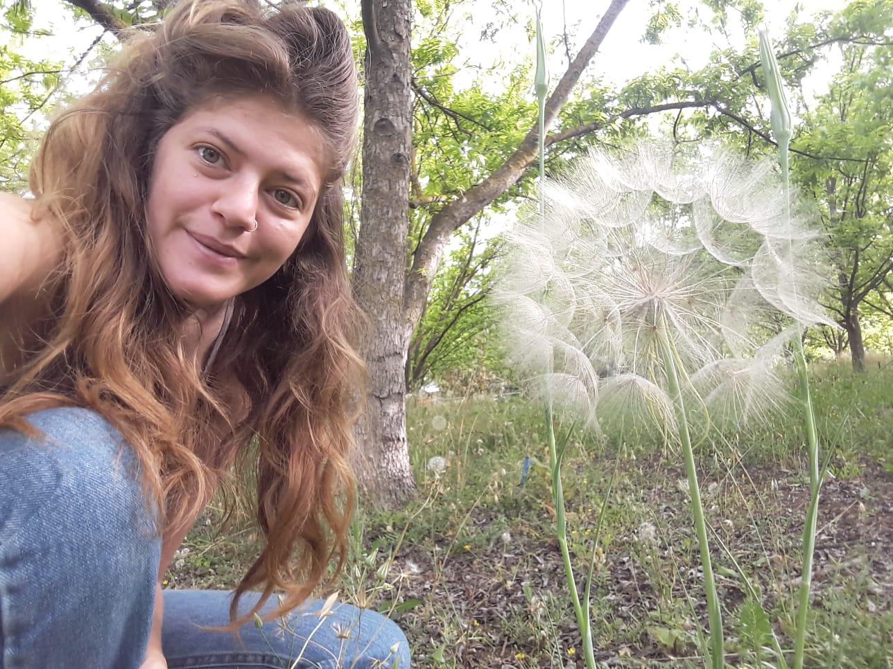 """ליאור הרול מהמכללה האקדמית תל חי זכתה במקום הראשון בכנס בינלאומי """"פופיו"""" לאקולוגיה של צמחים"""