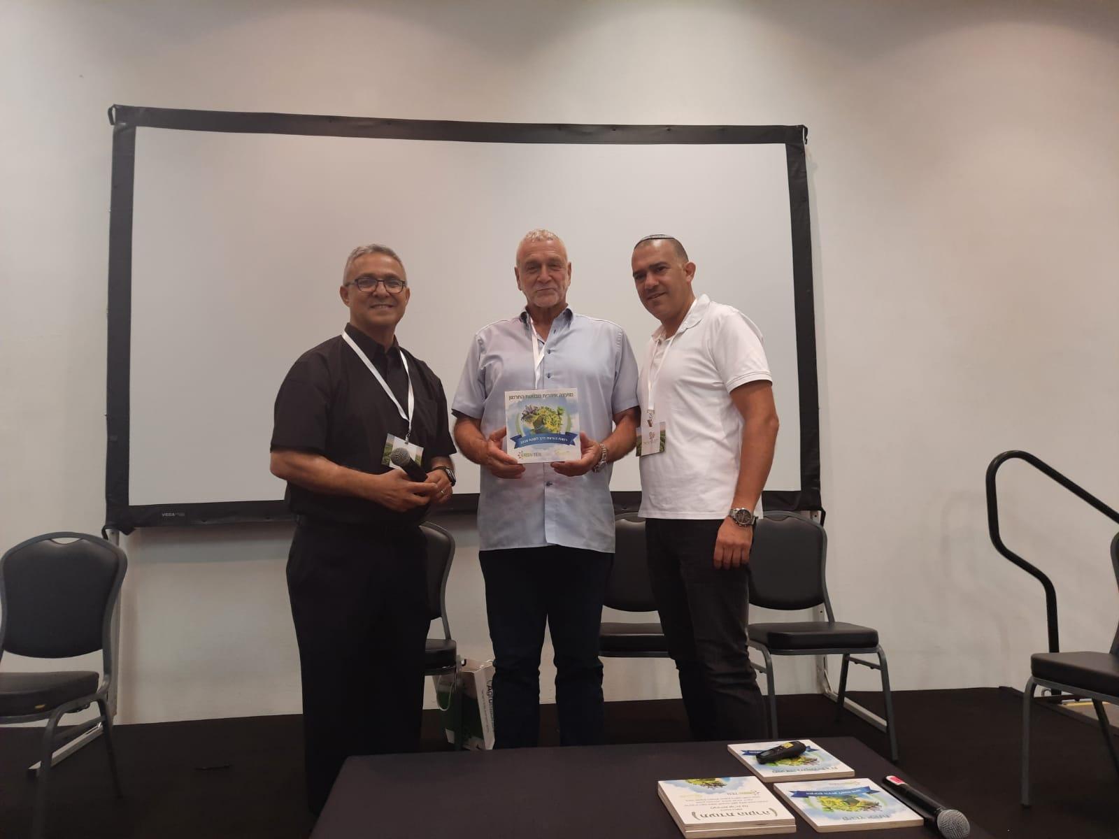"""מבואות החרמון נבחרה לרשות פורצת דרך באיכות הסביבה לשנת 2021  בתחרות """"רשות ירוקה"""""""