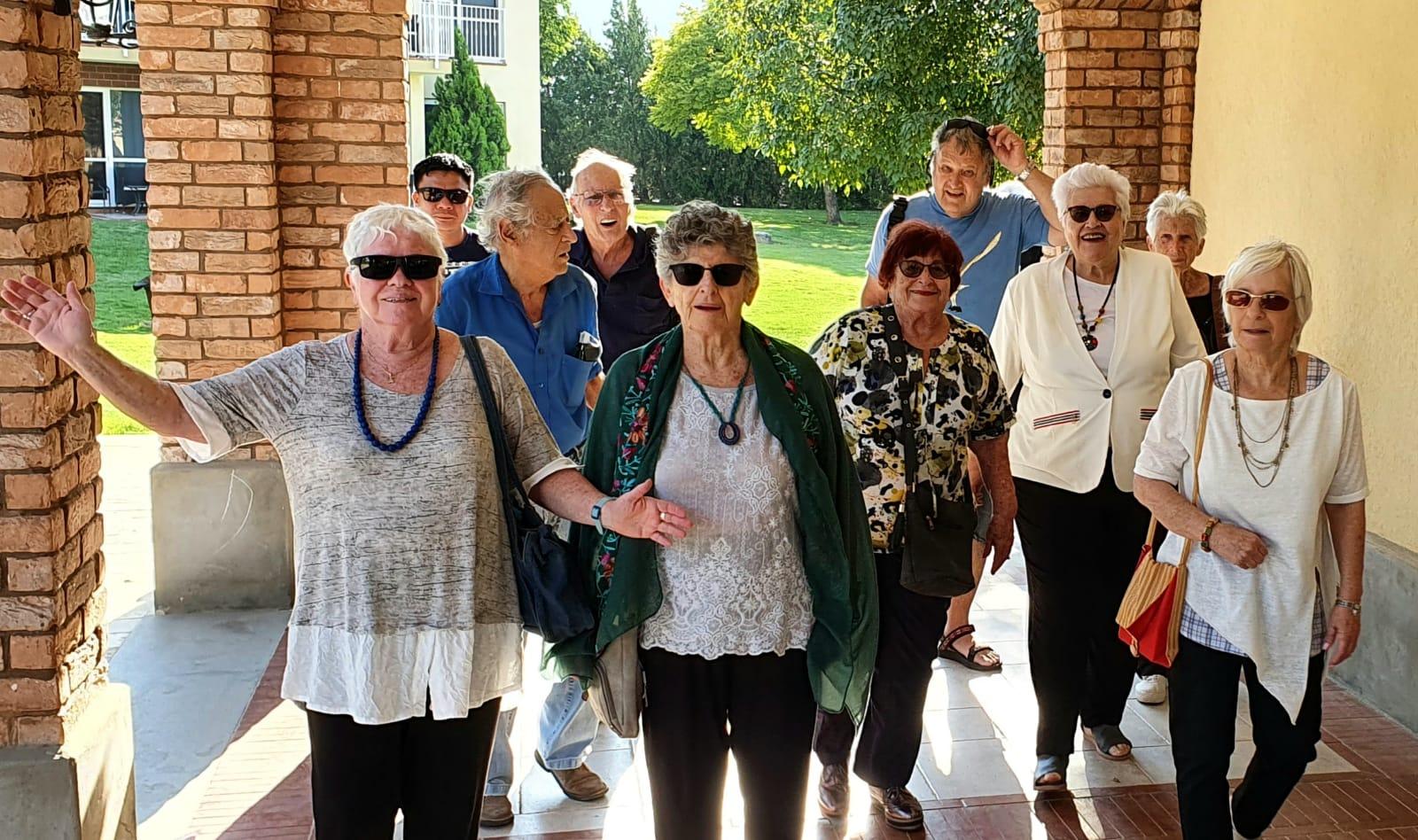 עמותת ותיקי הגליל חוגגים סיום שנת פעילות במלון פסטורל