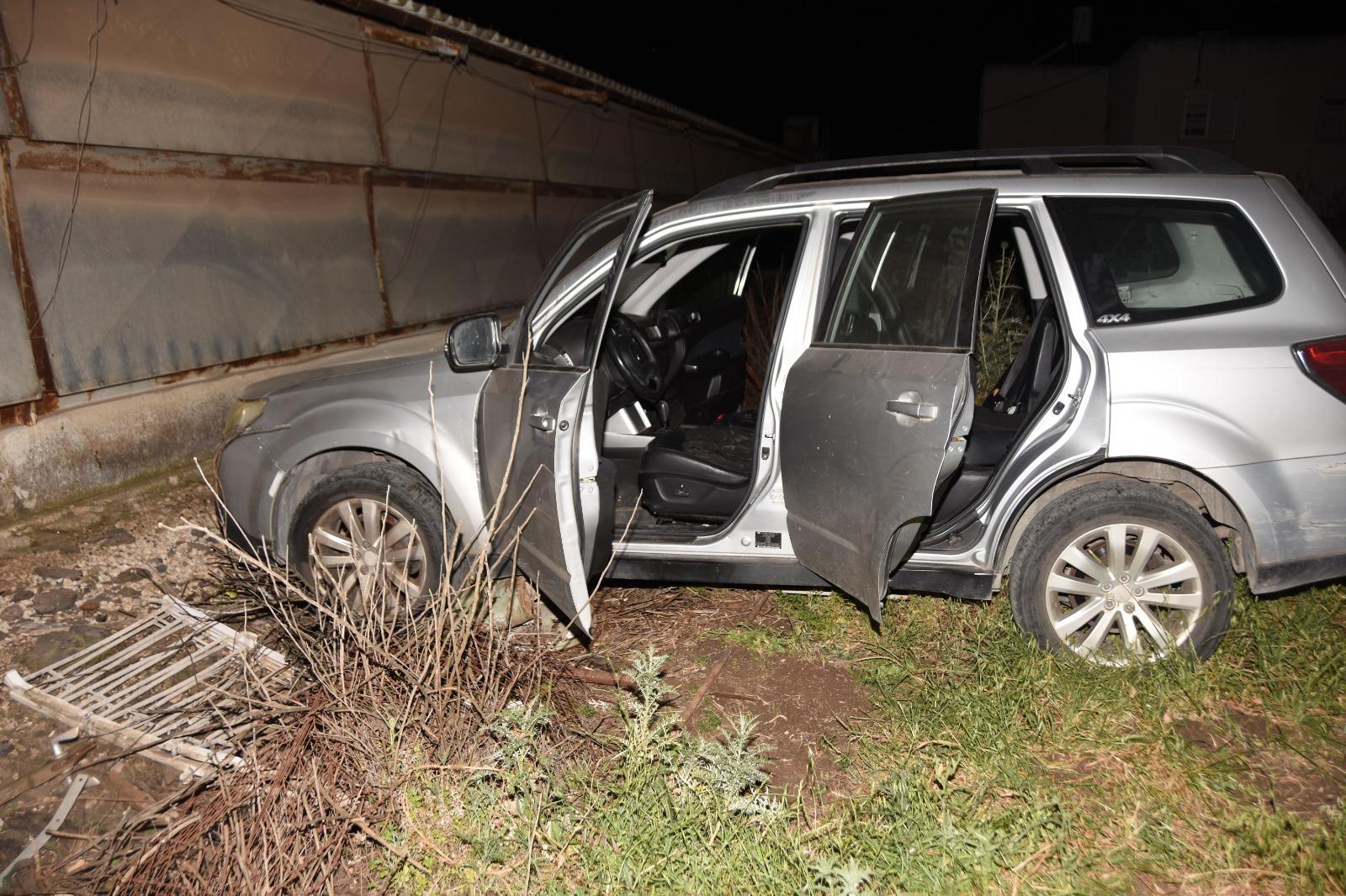 תושב טובא זנגריה נעצר לאחר שגנב שני כלי רכב ממוסך בחצור הגלילית