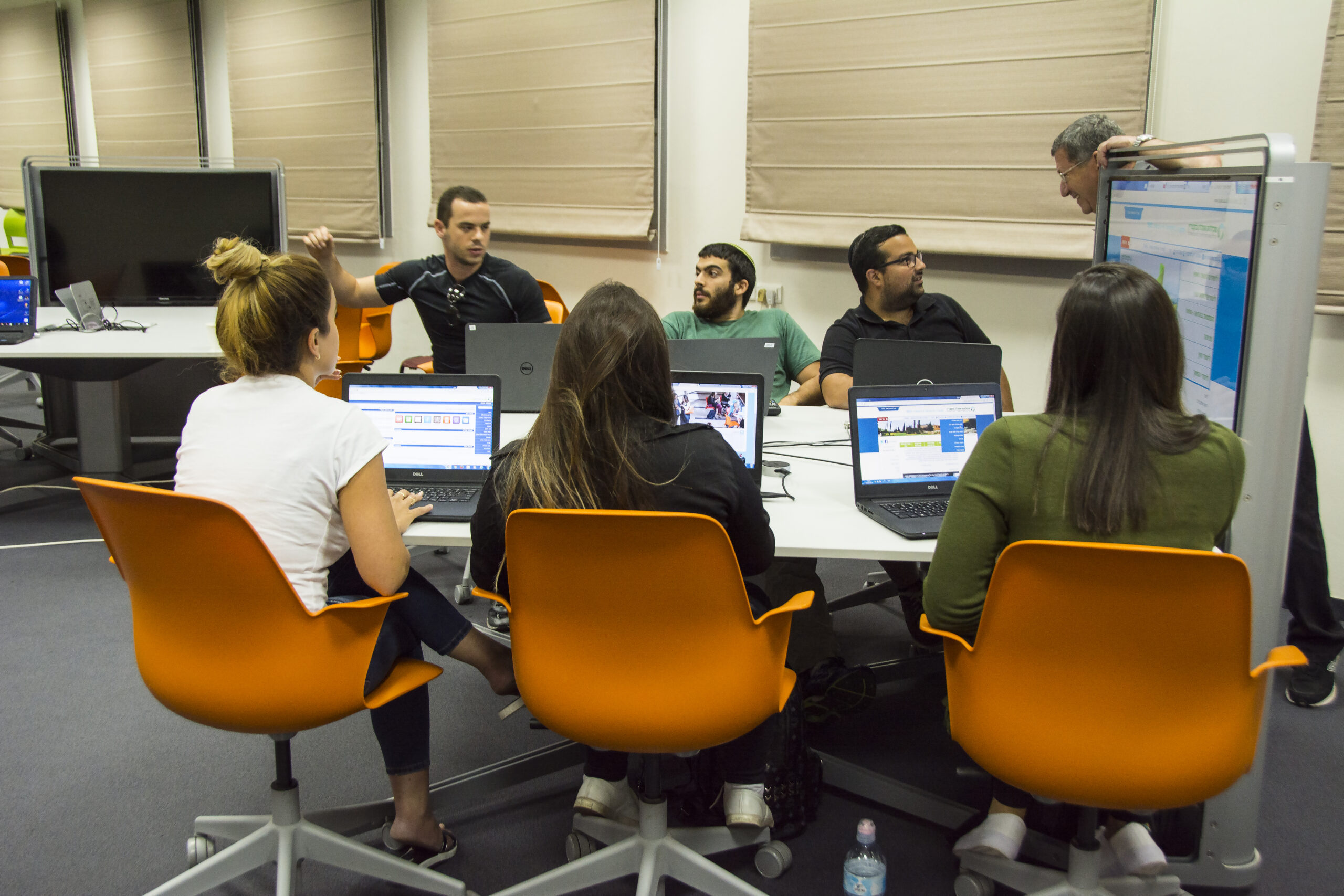 המכללה האקדמית תל חי מכשירה את דור העתיד למורים באנגלית