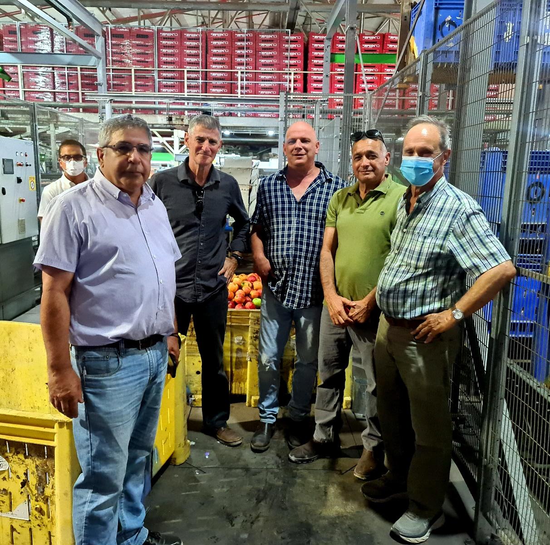 סגן שרת הכלכלה בסיור בגליל ובגולן: