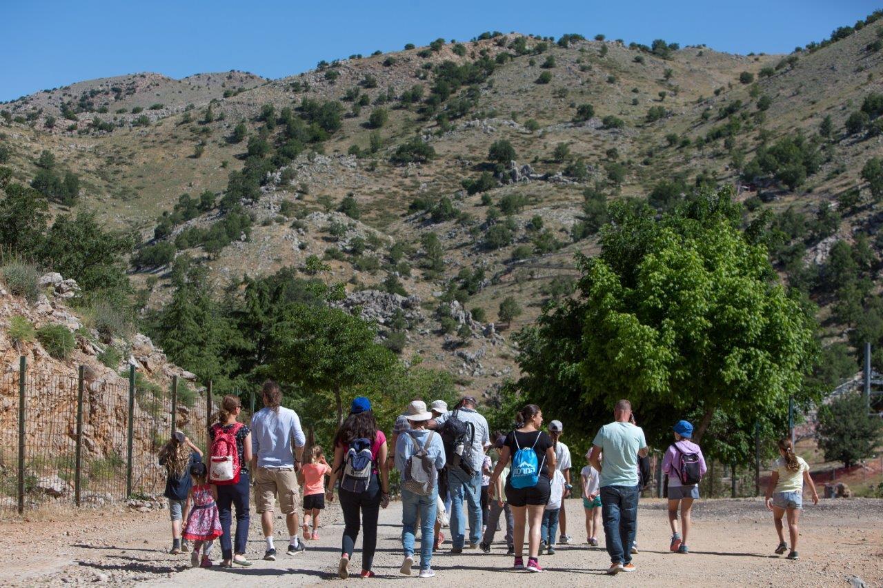 בחג הסוכות מטיילים ונהנים באתרי התיירות: אפשרויות בילוי לימי החג