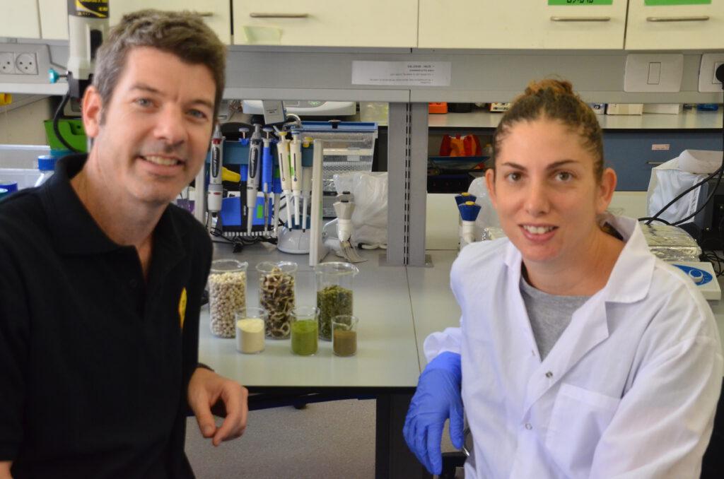 במכללה האקדמית תל חי מפתחים תחליף משקה חלב המבוסס על צמח המורינגה